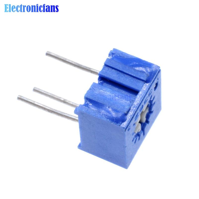 3362P 3362 P 100 to 1M ohm High Precision Variable Resistor Potentiometer