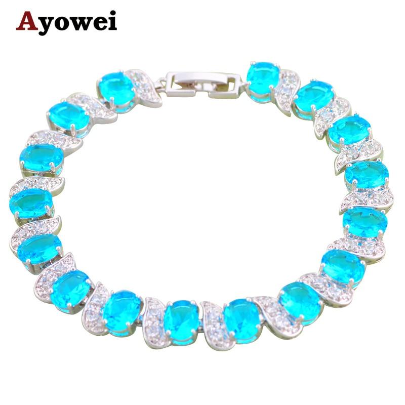 Aliexpress.com : Buy Royal Design Crystal Silver Bracelets ...