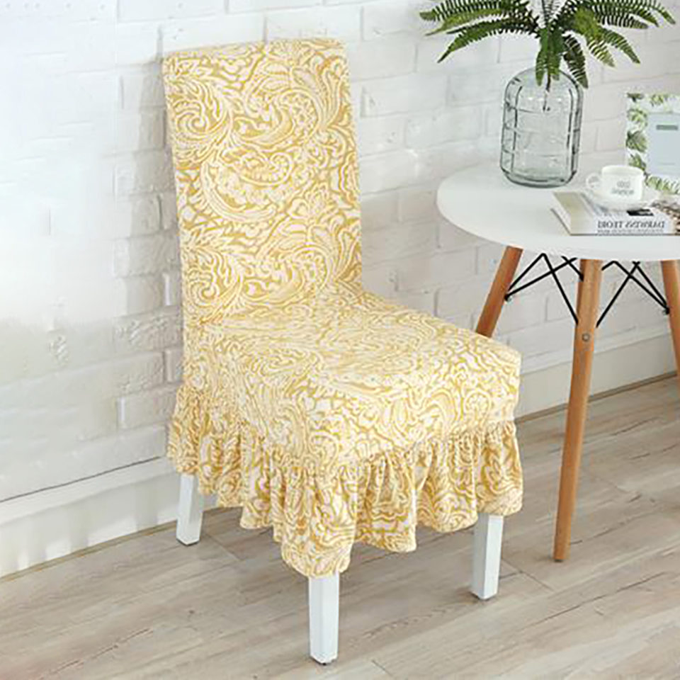 dining room chair back covers | Homesick Printing Stretch Chair Cover Big Elastic Spandex ...