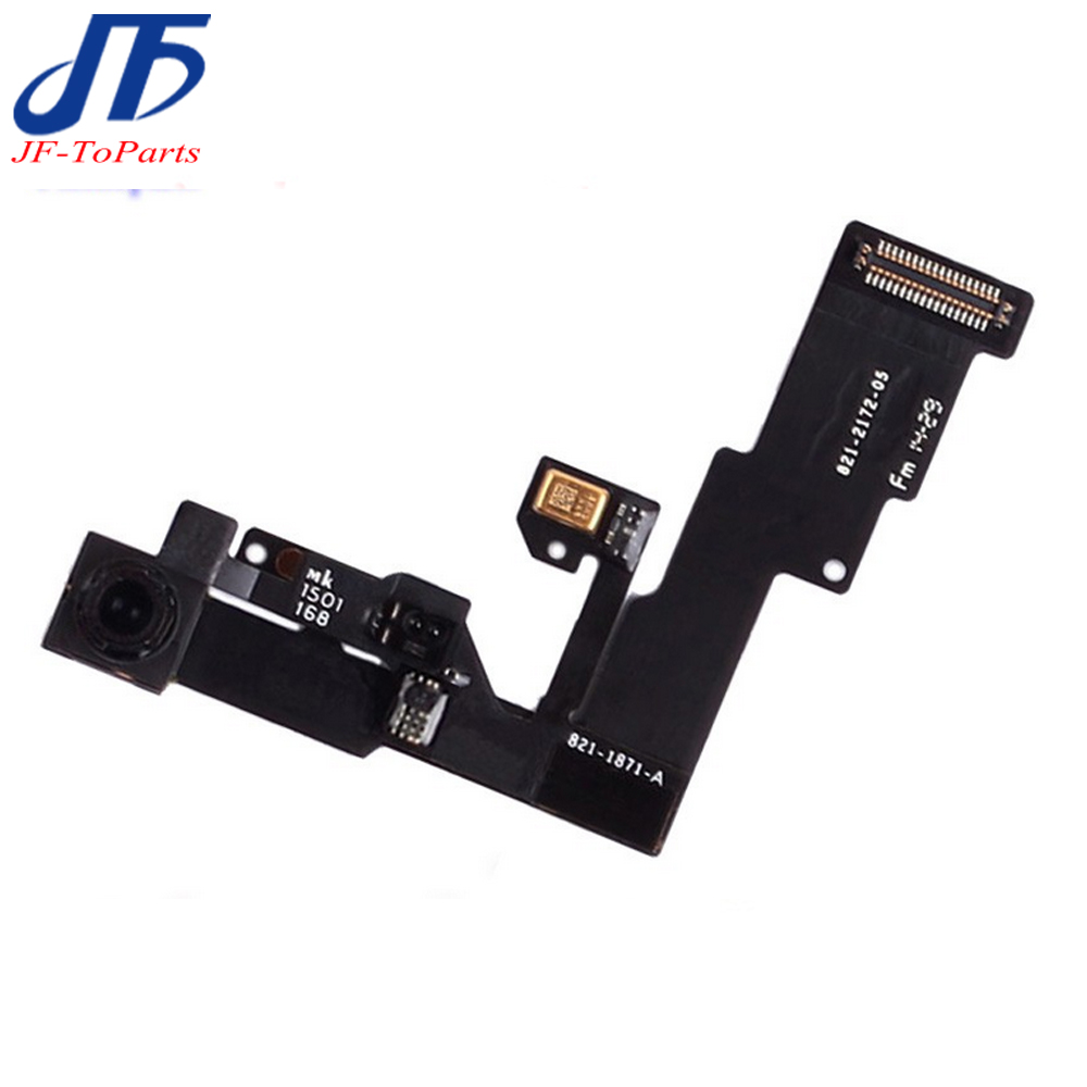 10pcs New Light Proximity Sensor Flex Cable with Front Facing Camera Microphone Assembly replacement for iPhone 6 6g 4.7 parts ...