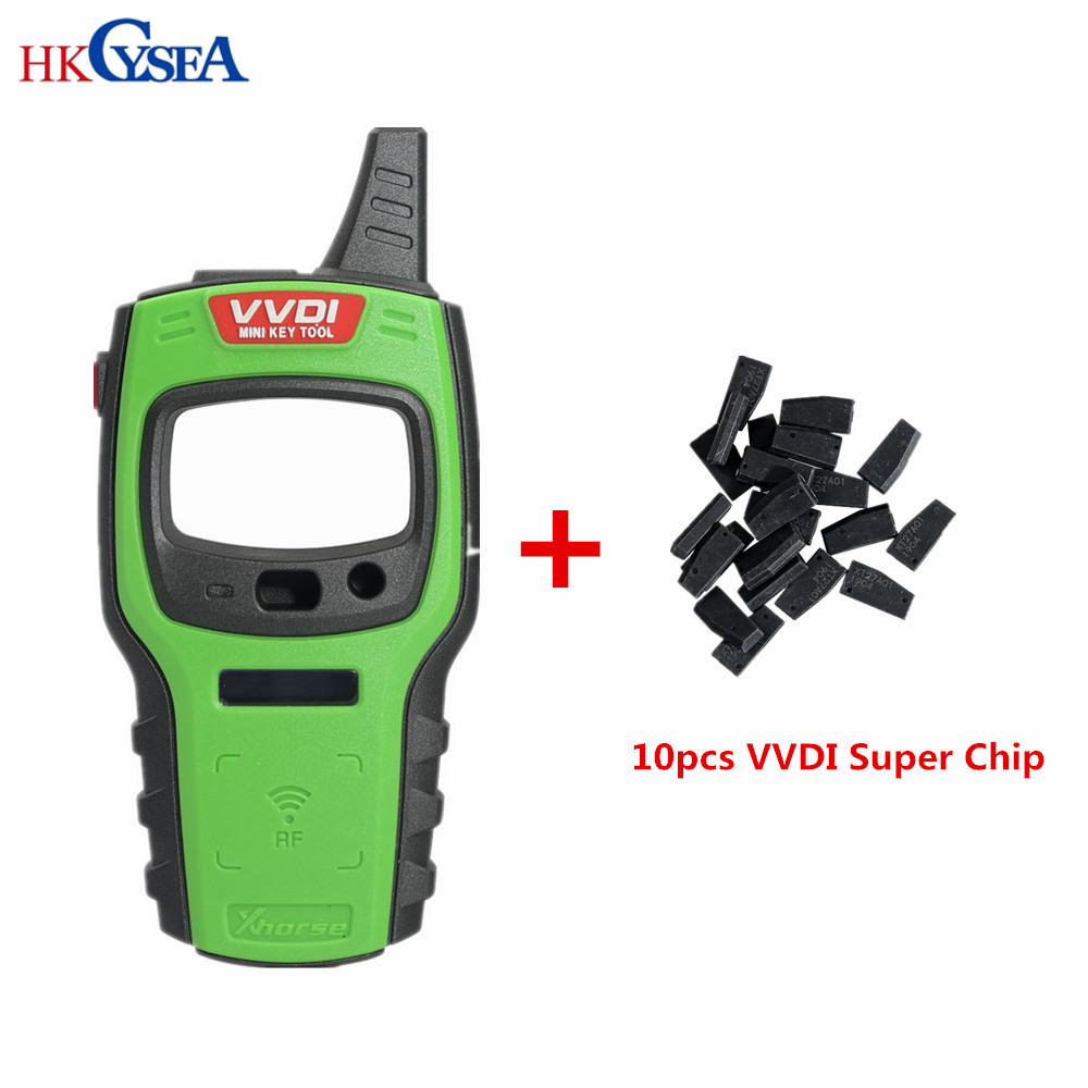 Original Xhorse VVDI Mini Key Tool Remote Key Programmer Support IOS/Android with Super/4D/48/46 Chips Global Version-in Auto Key Programmers from Automobiles & Motorcycles