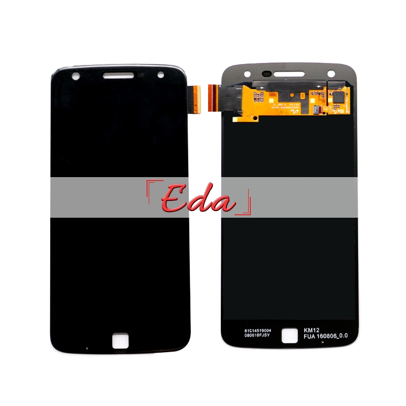 1920x1080 <font><b>LCD</b></font> For Motorola Z Play <font><b>LCD</b></font> Display With Touch Screen Digitizer Panel Assembly Replacement For Moto Z Play <font><b>XT1635</b></font> 1pcs image