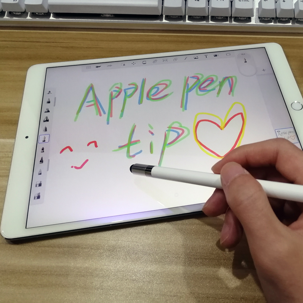 Apple drawing tablet