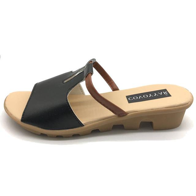 Cut Out Female Sandals