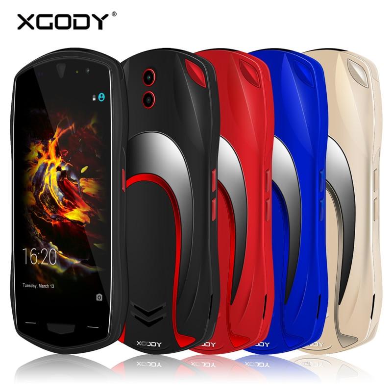 3G Smartphone 5.0 inch Android 8.1 Quad Core 1GB RAM 8GB ROM Cell Phones 3400mAh Xgody X25 Straight Car Model Mobile Phone3G Smartphone 5.0 inch Android 8.1 Quad Core 1GB RAM 8GB ROM Cell Phones 3400mAh Xgody X25 Straight Car Model Mobile Phone