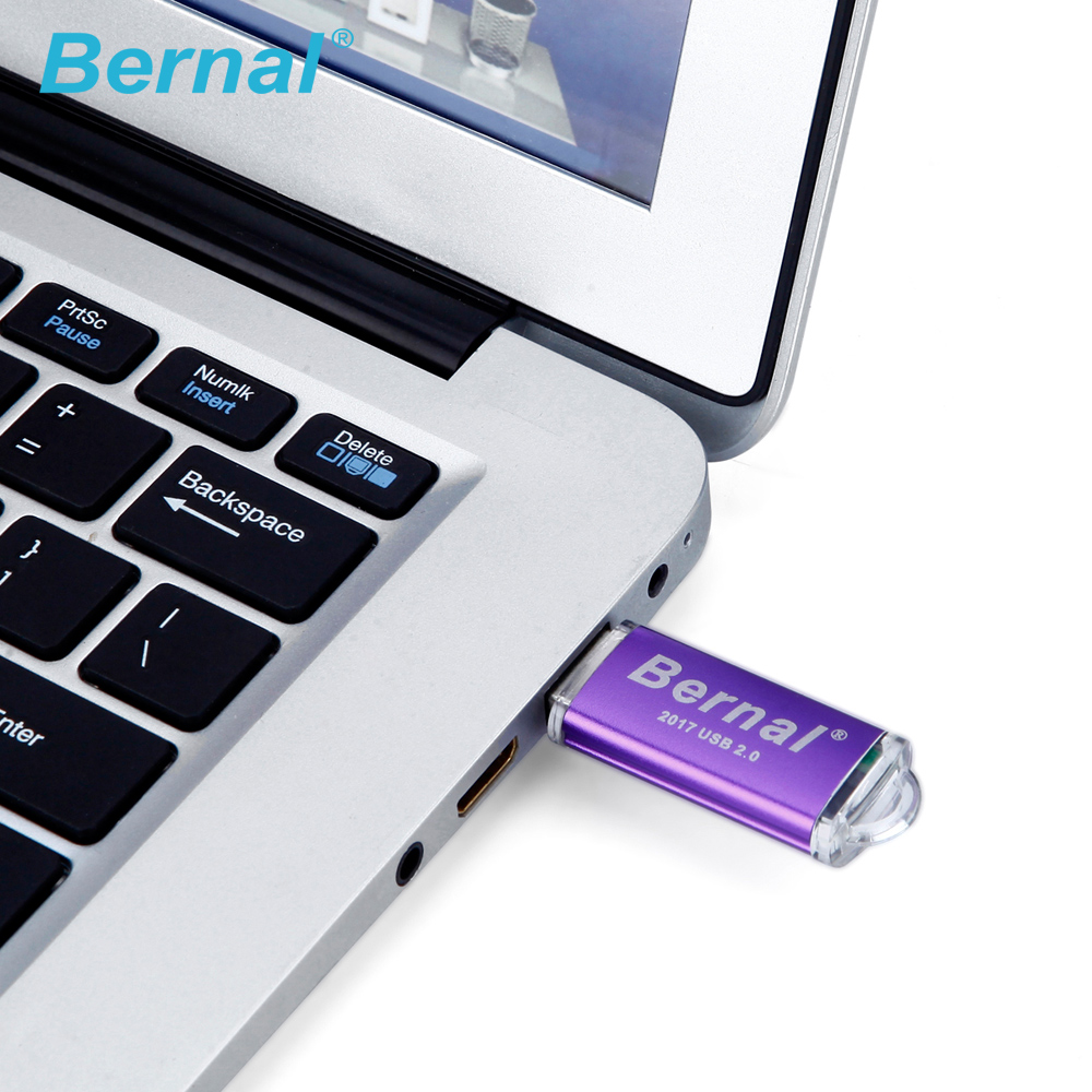 Bernal 32 GB USB FLASH DRIVE high speed gift usb pen drive 4GB 8GB 16GB 32GB Colourful m ...