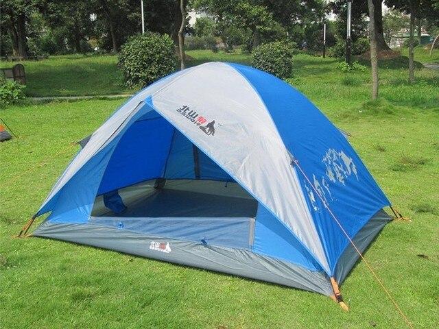 livraison gratuite 2 personne tente pas cher 210 150 cm tanche tente de camping couleur peut. Black Bedroom Furniture Sets. Home Design Ideas