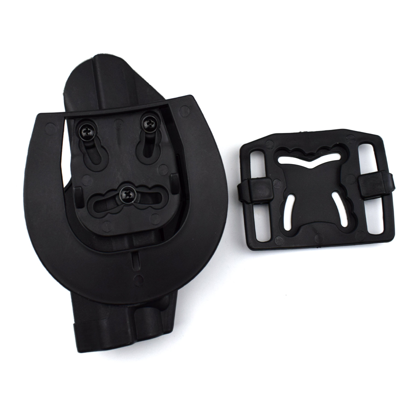 Tactical Waist Belt Right Hand Paddle Pistol Holster For SIG SAUER P226 P229 New