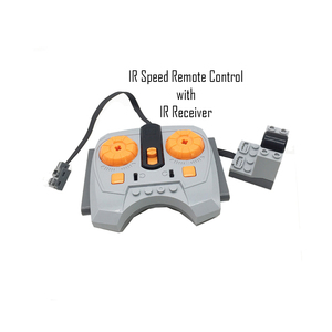 Image 5 - Technical Power Functions Servo Motor Polarity Switch IR Speed Remote Control Receiver Battery Box technic creator