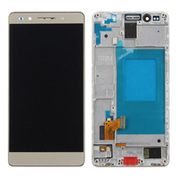For Huawei Honor 7 LCD Screen Display Touch Screen Digitizer Assembly Replacement Parts With Without Frame