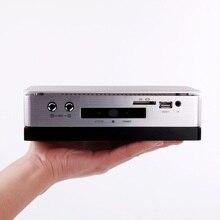 Profesional de la casa HDD karaoke player máquina con 2 TB conductor duro incluye 42 k canciones