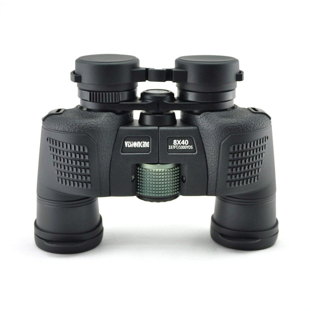 Visionking 8x40 Big Eyepiece Binoculars Telescope Fully Multi-Coated Prismaticos Bak4 Telescope For Birdwatching/Hunting/Camping  цены