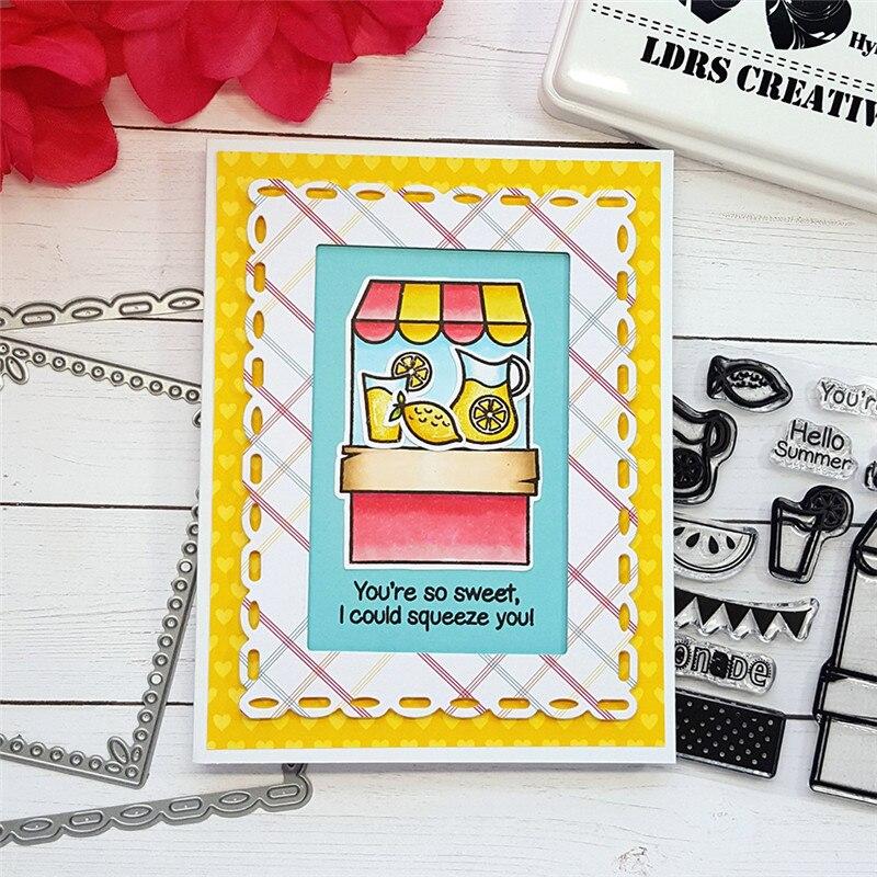 Eastshape Frame Background Metal Cutting Dies New 2019 for Craft Dies Scrapbooking Die Cut Card Making Embossing Decoration in Cutting Dies from Home Garden