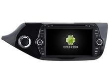 Android 8.0 8-ядерный 4 ГБ Оперативная память dvd-плеер автомобиля для Kia Ceed 2013-2014 IPS сенсорный экран штатные ленты рекордер радио с GPS
