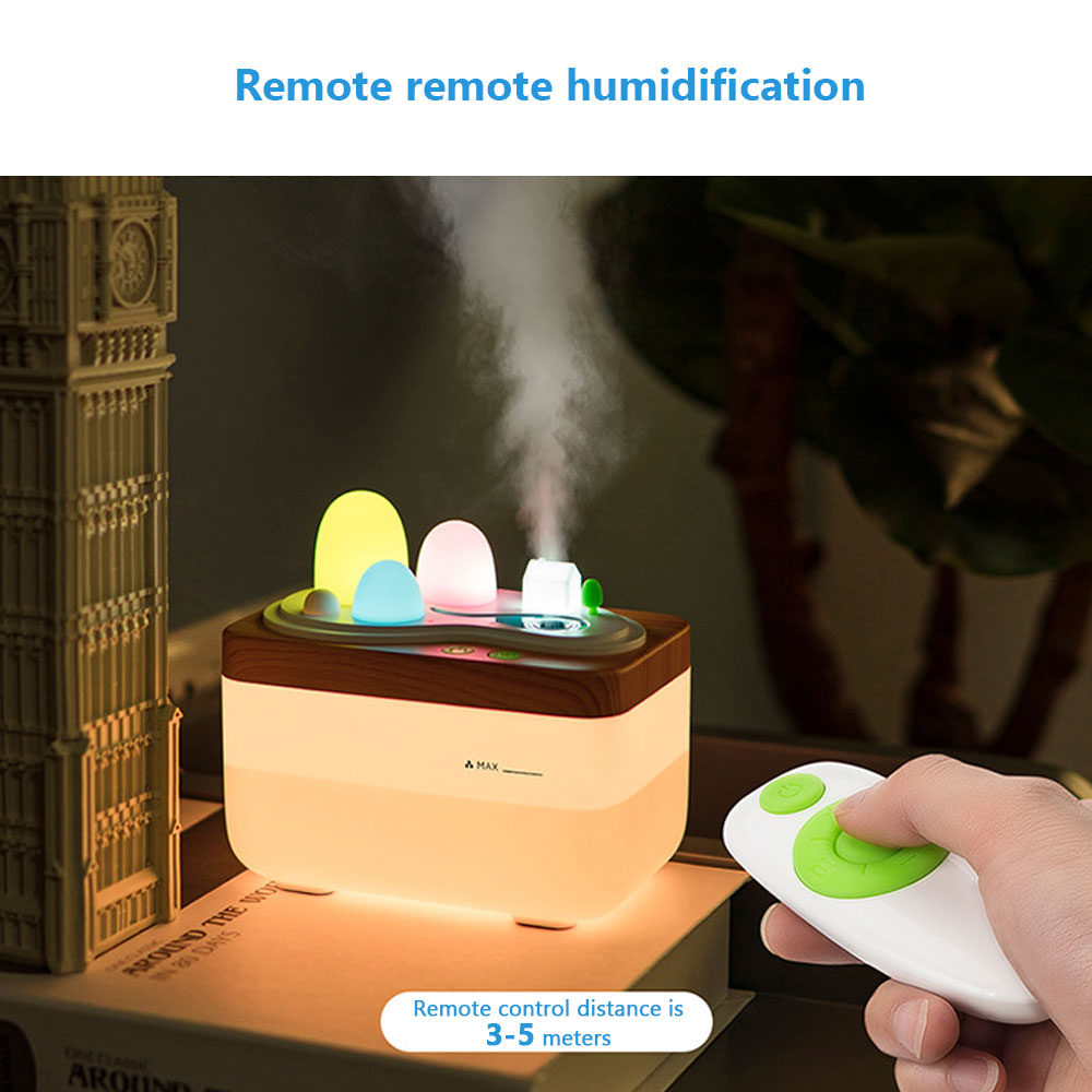 140Ml Essential Oil Aroma Diffuser Ultrasonic Humidifier Air Purifier Home Office Mini Aroma Diffuser Aromatherapy Mist Maker
