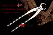Knob Cutter Branch Cutter Tian Bonsai Tools Concave Cutter Round Edge Cutter 290 Mm (11-5/8″)