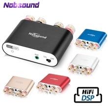 2021 neueste Nobsound NS 10G Pro Mini Bluetooth 5,0 DSP Digital Power Verstärker Stereo HiFi Audio AMP 50W + 50W