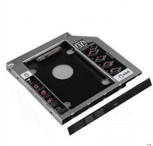 Ноутбук 2nd HDD SSD Caddy для Samsung NP300 серии NP 300E5A NP 300E5C NP300V5A второй жесткий диск DVD Оптический случае залив