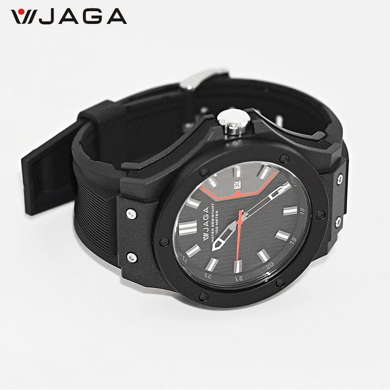 100M Waterproof Wristwatch, Montres De Couple - JAGA 2018 model 4