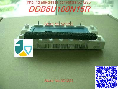 DDB6U100N16R NEW 1PCS/LOT in stockDDB6U100N16R NEW 1PCS/LOT in stock