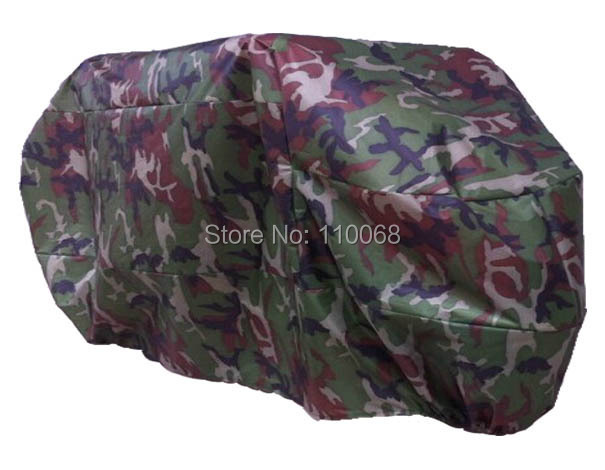ФОТО XL Camouflage Motorcycle Cover Motorbike Storage battery car  Scooter Waterproof UV Dust Protector Tent