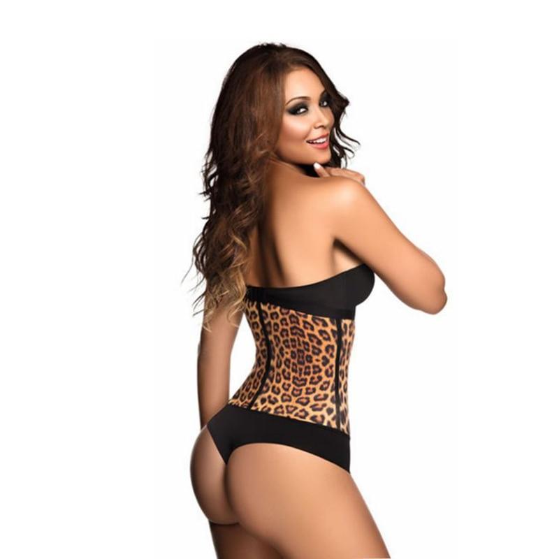 Leopard print corset (12)