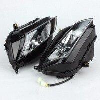 Motorcycle Clear lens Headlight Head light Lamp motor headlamp Assembly For Honda CBR600RR CBR 600 RR 2007 2008 2009 2010 2011
