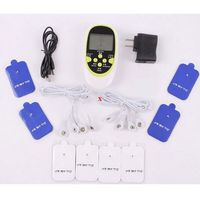 New Body Healthy Care Digital Meridian Tens Therapy Massager Machine Relax Muscle Pain Relief Acupuncture Therapy