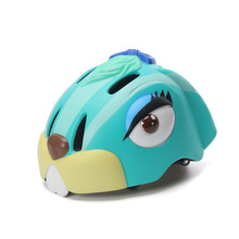 Cycling Helmet Ultralight Integrally-molded 4 Color Cartoon Rabbit Children Bicycle Helmet Protect Kids Head  Bicicleta Ciclismo