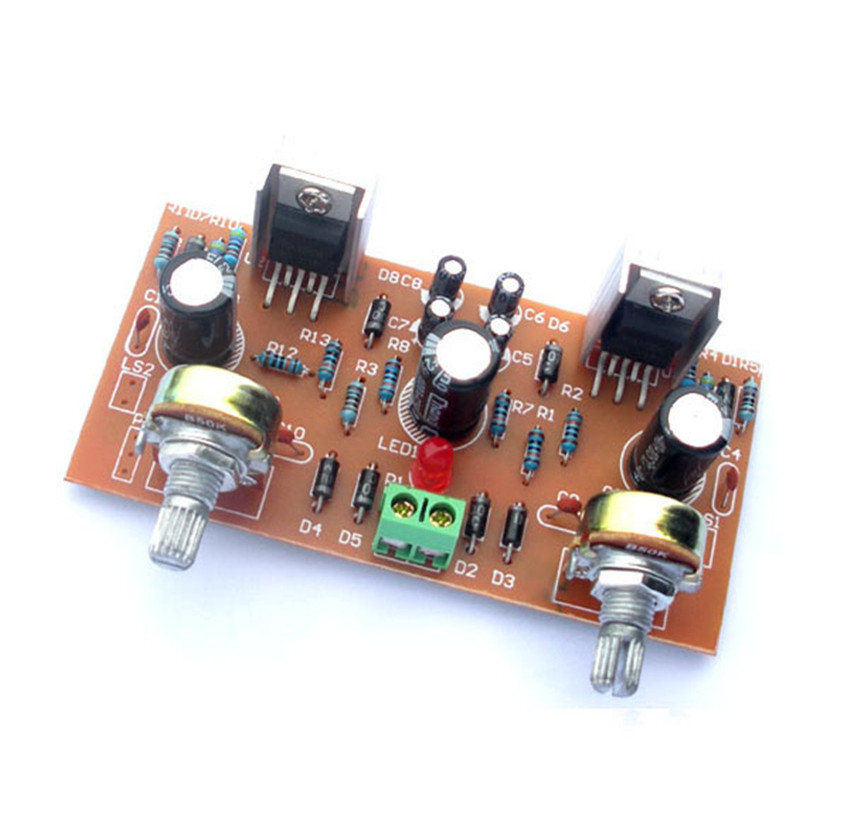 Online buy wholesale power electronics components from for Diy electronic gadgets