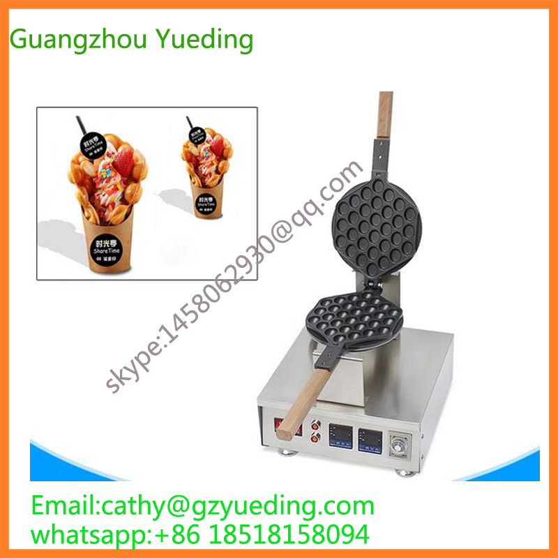 Hot sell high quality egg waffle maker bakery machines,new condition digital egg waffle machine oem high quality hot sale industrial mini qq egg waffle maker with good feedback