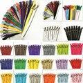 10pcs 8 - 20inch Round bead modeling copper zipper metal zipper for Sewing DIY handbag bag Craft color U PICK