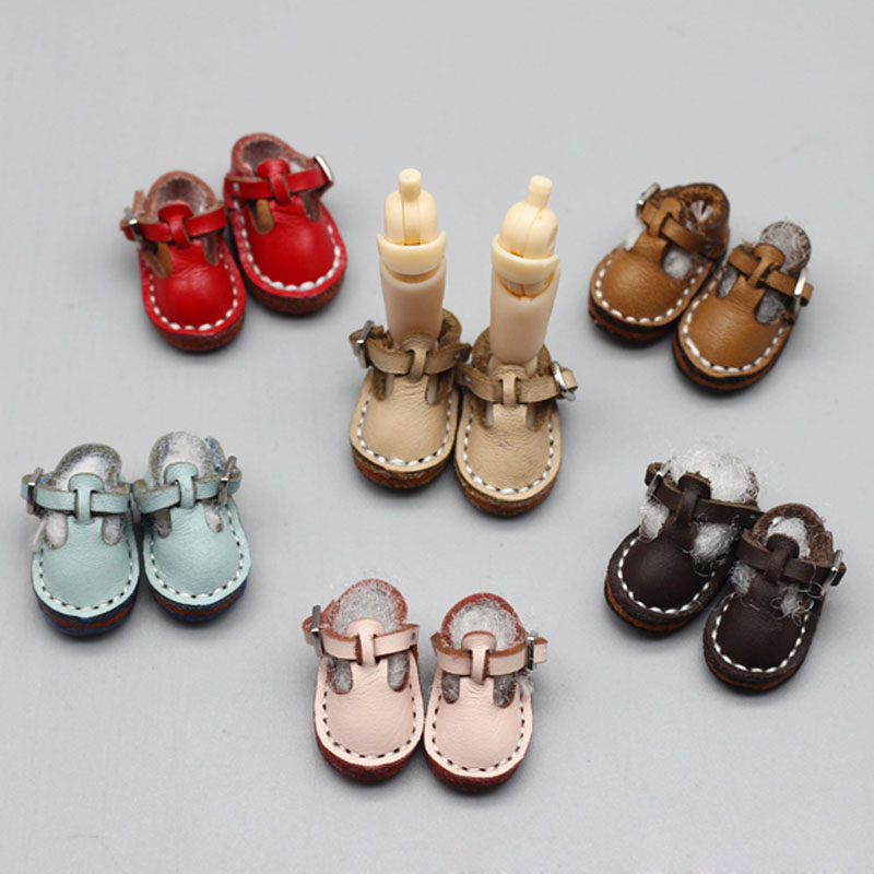 New Arrival  BJD Cute Shoes For 1/8 1/12 Doll SD BJD Doll Accessories