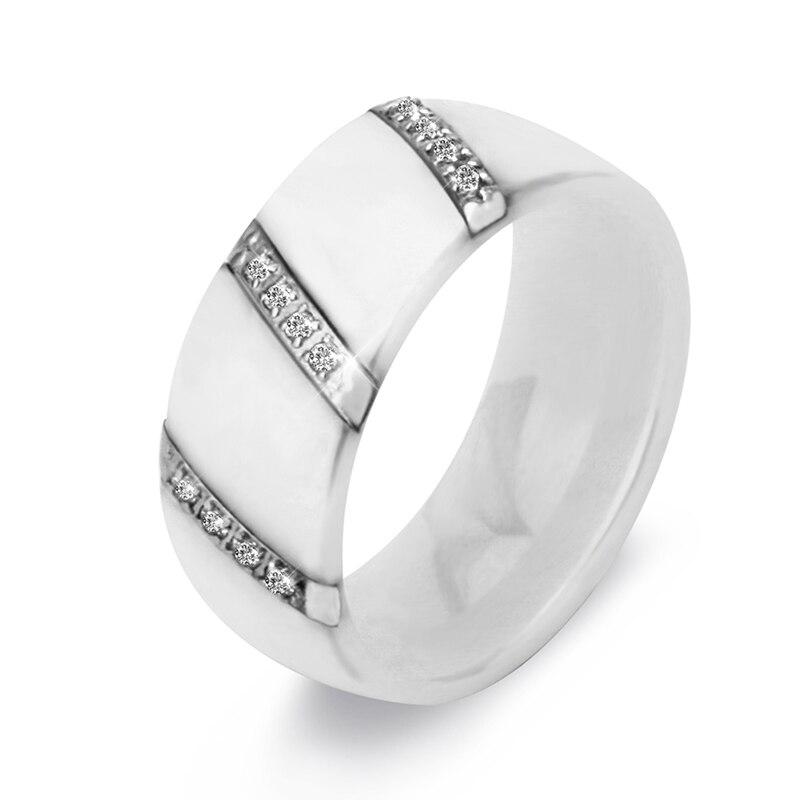 anillo acero mujer