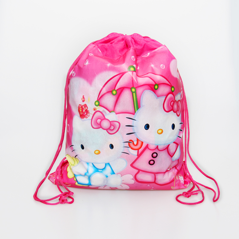 1pc Hello Kitty Fashion Drawstring Bag 3D Printed Women Travel Storage Package Bags Kids Children Drawstring Backpack Gift pouch1pc Hello Kitty Fashion Drawstring Bag 3D Printed Women Travel Storage Package Bags Kids Children Drawstring Backpack Gift pouch