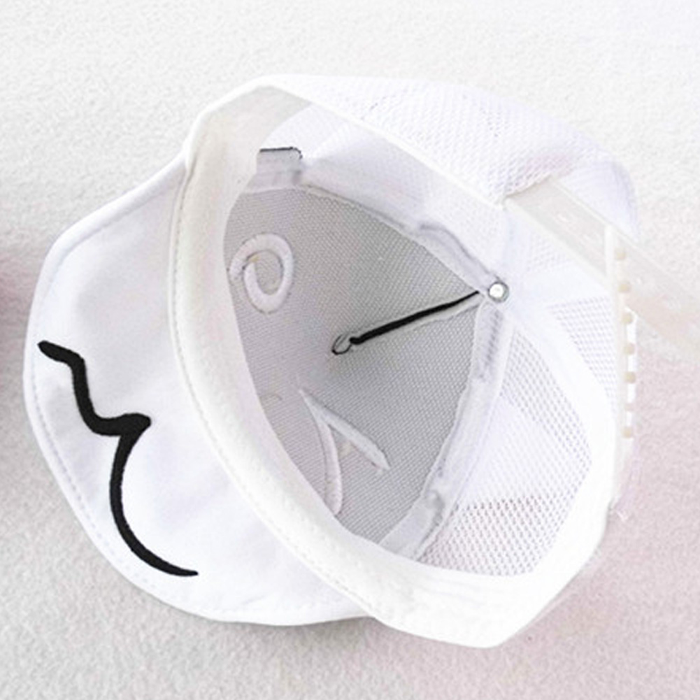 675236cf baby summer hat White and Black Baby Baseball Hat Baby Hats Baseball Cap  Baby Boy Beret Wave Rivet Outdoor Baseball Sun HatCap-in Hats & Caps from  Mother ...
