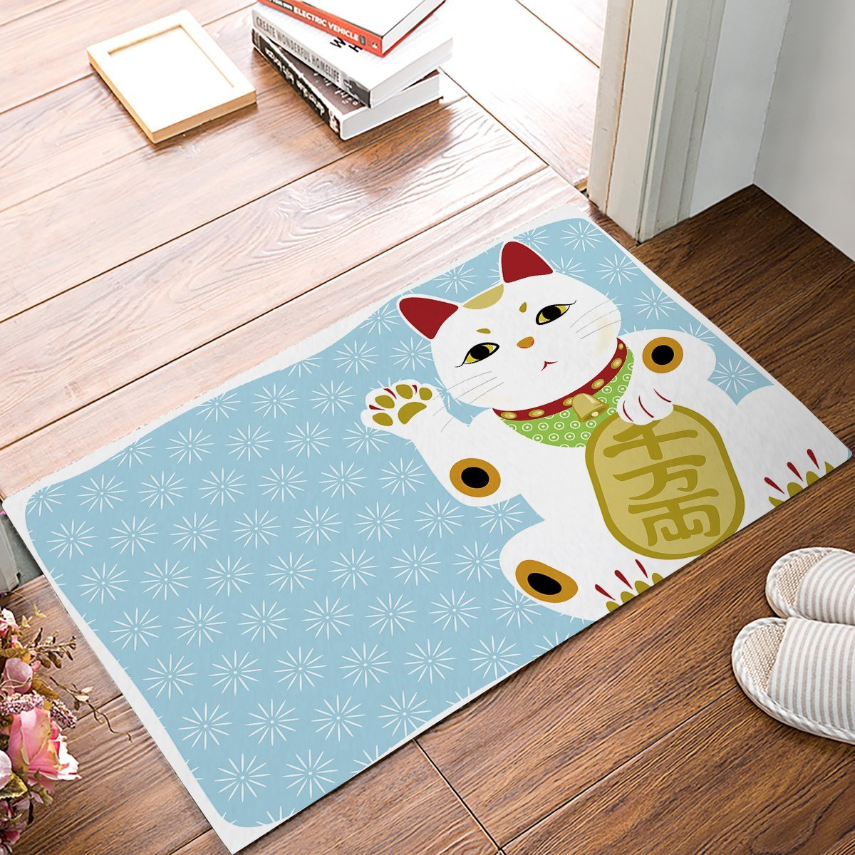 Aliexpress.com : Buy Rug Entrance Lucky Cat Of Chinese