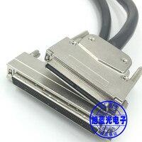 Кабель SCSI VHDCI100 к DB100 мужчинами соединительной линии V100 к HPDB100 V100M/FMD100M V100M/FMD100M CAS AS