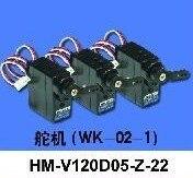 Walkera RC V120D05 parts HM-V120D05-Z-22 Servo(WK-02-1) walk