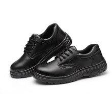 AC13008 рабочая обувь со стальным носком, защитная обувь со стальным носком, мужские рабочие ботинки, дышащая Рабочая защитная обувь, легкая защитная обувь