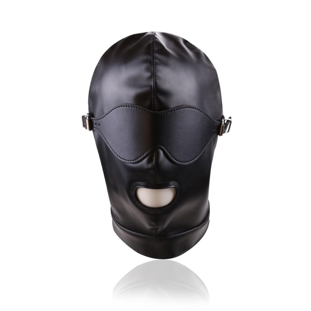 Bdsm fiberglass mask