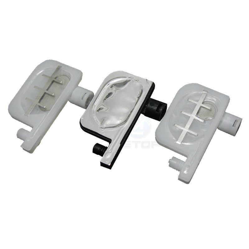 Printer Pelarut Kecil DX5 DX4 Peredam untuk Roland Vp540 Xc540 Xj640 Mimaki JV33 Mutoh