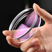 OEYEYEO 1.60 Single Vision Optical Glasses Prescription Lenses for Myopia Astagmatism Eyeglasses CR-39 Resin Lens With Coating