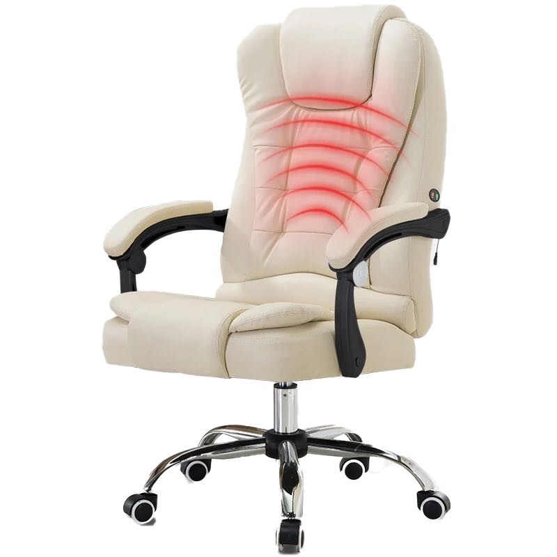 Household High Quality Office Gaming Computer Chair Noon Break Artificial Leather Chair Massage Comfortable Gamer Silla - 3