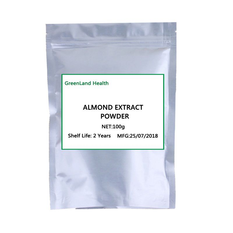 Hot Selling 20:1 Pure Almond Extract powder,Amygdalin ,vitamin B17 все цены
