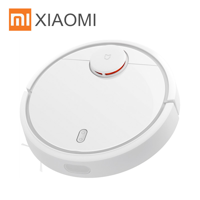 XIAOMI Robotic Vacuum Cleaner MIHOME Original Planned Type ASPIRADOR, LDS Scan Mapping WiFi App Control