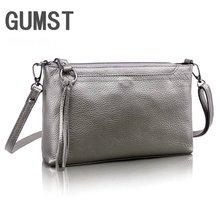 Модная сумка мессенджер для женщин миниатюрный клатч из натуральной