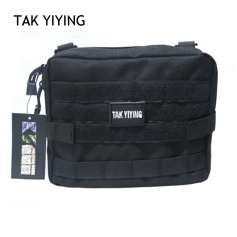 TAK YIYING Tactical Medical EDC Medic Bags Molle  First Aid Pouch Bag Travel Organizer For Survial