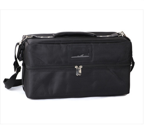 Practical  large capacity makeup box Oxford cloth material makeup bag