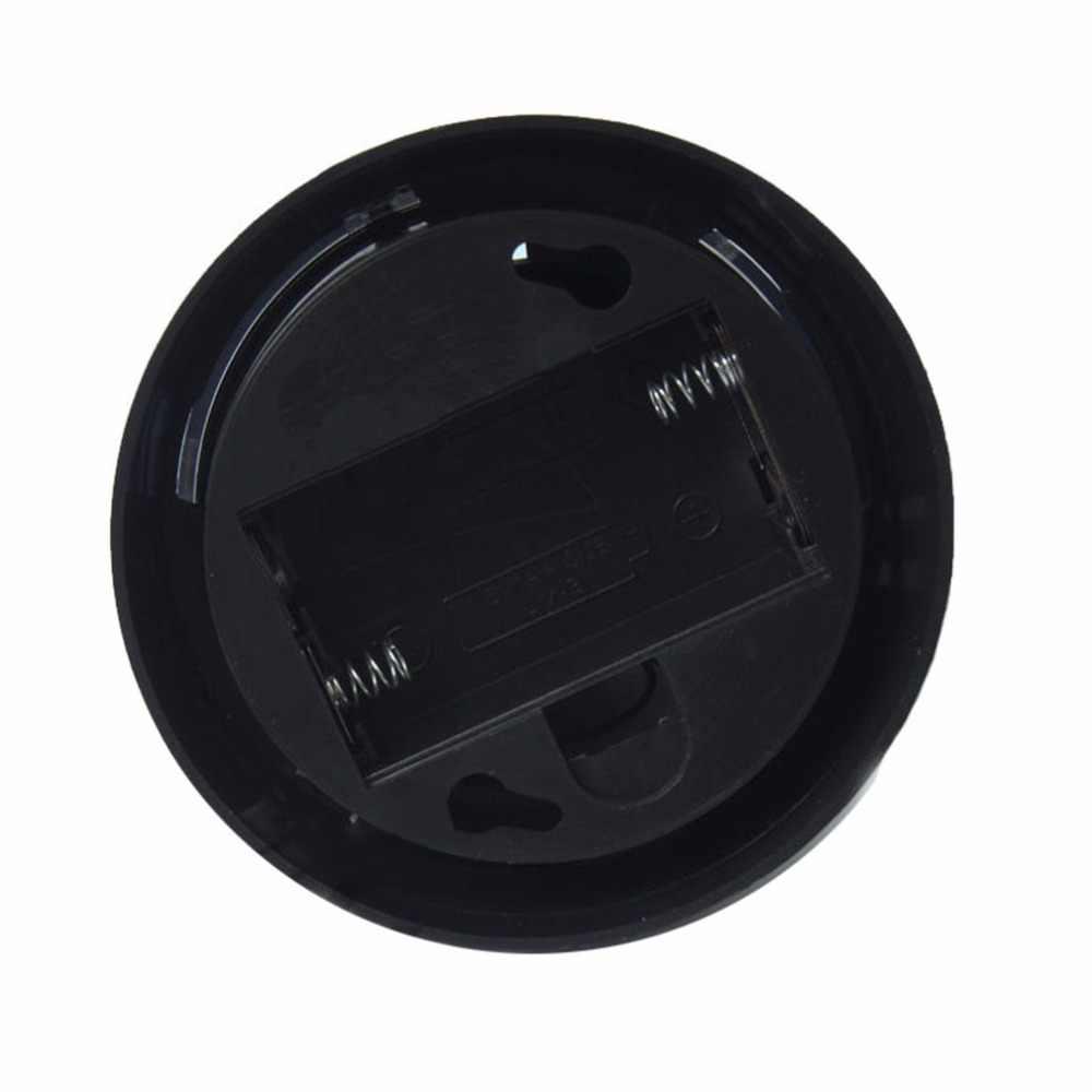 Домашняя семейная наружная камера видеонаблюдения поддельная манекеновая камера видеонаблюдения купольная мини-манекеновая камера с светодиодный светильник белого цвета